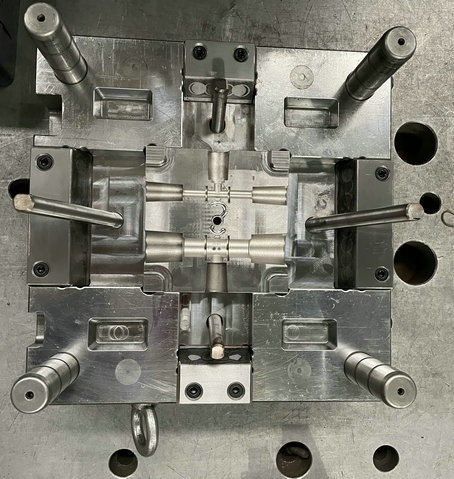 injection mold gate